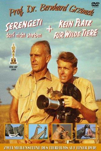 Serengeti darf nicht sterben/Kein Platz für wilde Tiere -- via Amazon Partnerprogramm
