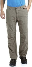 Maier Sports Trave Zip-Off Hose lang teak (Herren) (133005-780)
