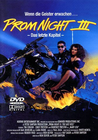 Prom Night III -- via Amazon Partnerprogramm