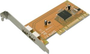 Digitus DC USB2-2, 2x USB 2.0, PCI
