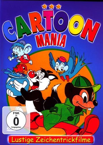 Cartoon Mania -- via Amazon Partnerprogramm