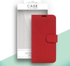 Case FortyFour No.11 für Apple iPhone 12 Pro Max rot (CFFCA0452)