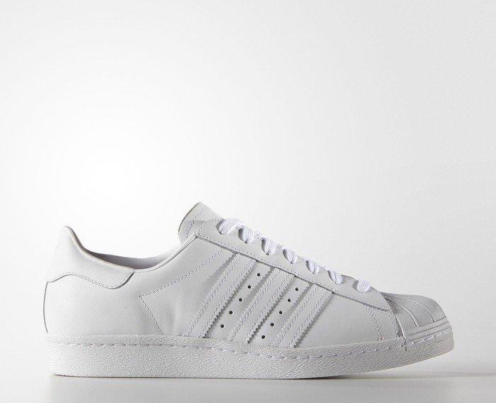 adidas Superstar 80s ftwr whitecore black (Herren) (S79443) ab ? 71,50