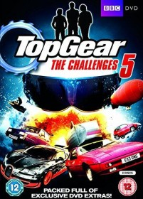 Car: Top Gear - The Challenges Vol. 5 (DVD) (UK)
