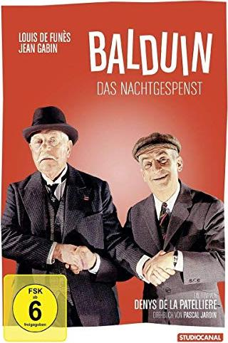 Balduin, das Nachtgespenst -- via Amazon Partnerprogramm