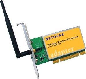 Netgear WG311T, PCI