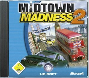 Midtown Madness 2 (German) (PC) (Microsoft 801-00052)