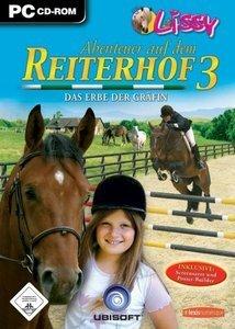 Abenteuer auf dem Reiterhof 3 - Das Erbe der Gräfin (deutsch) (PC)