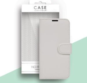Case FortyFour No.11 für Apple iPhone 12 Pro Max weiß (CFFCA0450)