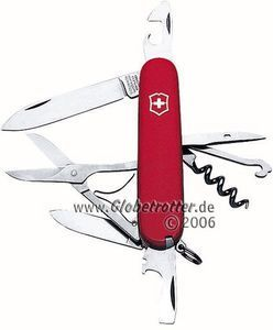 Victorinox Climber pocket knife (1.3703) -- ©Globetrotter 2006
