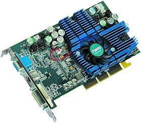 Tyan Tachyon G9700 Pro, Radeon 9700 Pro, 128MB DDR, DVI, TV-out, Komputery-Monitoring, AGP