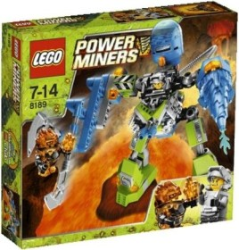 LEGO Power Miners - Magmaläufer (8189)