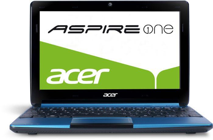 Acer Aspire One D270 blau, Atom N2600, 1GB RAM, 320GB HDD, Bluetooth (LU.SGD0D.031)