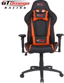 GT Omega Racing Pro Next Gamingstuhl, schwarz/orange (OC-F0012)