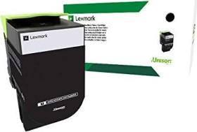 Lexmark Return Toner 71B2HK0 schwarz hohe Kapazität