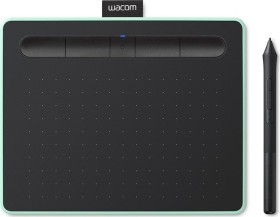 Wacom Intuos S Comfort pistazie, USB/Bluetooth (CTL-4100WLE)