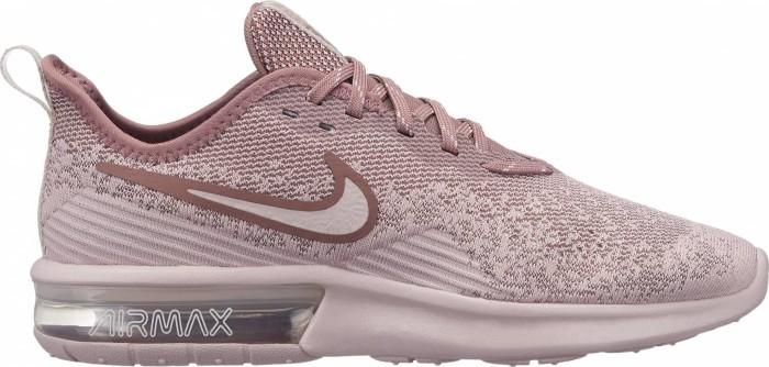 Nike Air Max Sequent 4 particle rosesmokey mauvesail (Damen) (AO4486 600) ab € 84,99