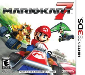 Mario Kart 7 (German) (3DS)
