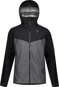 Scott Explorair DRX 3L Jacke black/dark grey melange (Herren) (277685-5517)