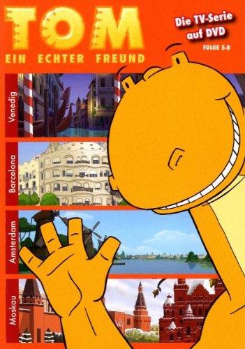 Tom - Ein echter Freund Vol. 2 (Folgen 5-8) -- via Amazon Partnerprogramm