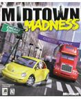 Midtown Madness (englisch) (PC) (Microsoft 801-00004)