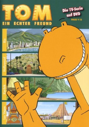 Tom - Ein echter Freund Vol. 3 (Folgen 9-12) -- via Amazon Partnerprogramm