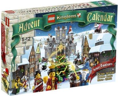 LEGO Kingdoms - Adventskalender 2010 (7952) -- via Amazon Partnerprogramm