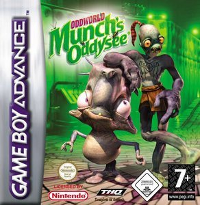 Oddworld: Munch's Oddysee (GBA)