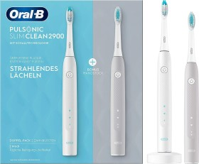 Bild Oral-B Pulsonic Slim Clean 2900 + 2. Handstück