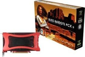 Gainward BLISS GeForce 8600 GTS, 256MB DDR3 (8477)