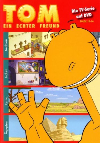 Tom - Ein echter Freund Vol. 4 (Folgen 9-12) -- via Amazon Partnerprogramm