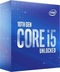 Intel Core i5-10600K, 6C/12T, 4.10-4.80GHz, boxed ohne Kühler (BX8070110600K)