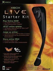Microsoft Xbox Live zestaw startowy (Xbox) (K97-00085)