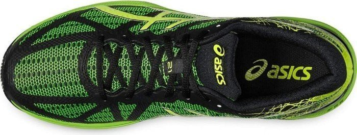 Asics Gel DS Trainer 21 blacksafety yellowgreen gecko (Herren) (T624N 9007) ab € 122,90