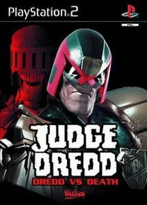 Judge Dredd: Dredd vs Death (niemiecki) (PS2) (9323)