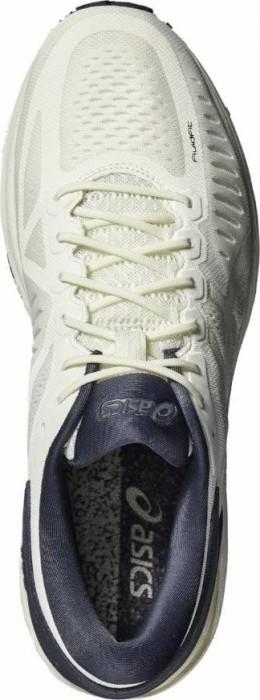 Asics Metarun off white/stone black