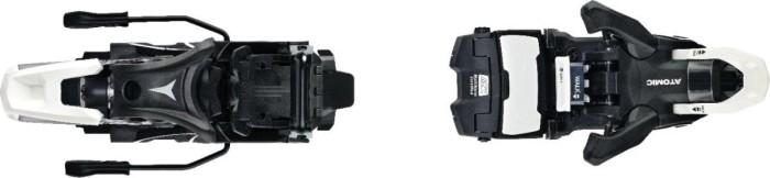 Atomic Shift MNC 13 Alpinbindung schwarz/weiß (Modell 2018/2019) (AD5001958)