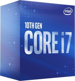 Intel Core i7-10700, 8x 2.90GHz, boxed (BX8070110700)