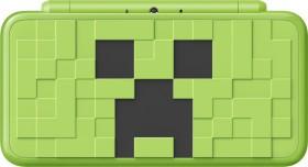 Nintendo New 2DS XL Minecraft Creeper Edition grün/schwarz