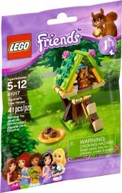 LEGO Friends - Eichhörnchenhaus (41017)