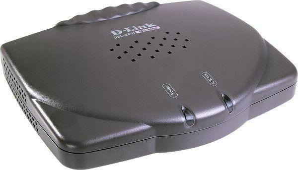 D-Link DSL-260I ADSL Modem, USB
