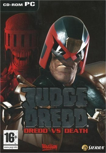 Judge Dredd: Dredd vs Death (deutsch) (PC) -- via Amazon Partnerprogramm