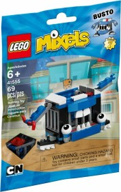 LEGO Mixels MCPD Serie 7 - Busto (41555)