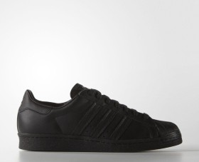 adidas Superstar 80s core blackftwr white (Herren) (S79442) ab € 49,99