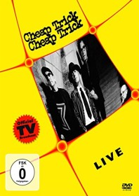 Cheap Trick - Live (DVD)
