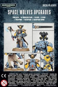 Games Workshop Warhammer 40.000 - Upgrades: Space Wolves