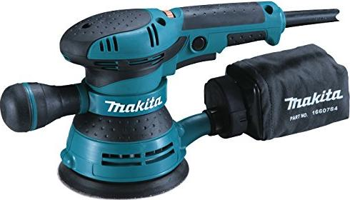 Makita BO5041K random orbit sander incl. case -- via Amazon Partnerprogramm