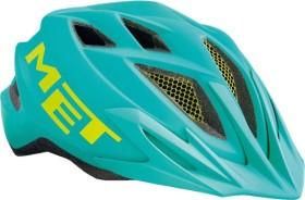 MET Crackerjack kids helmet emerald green/matte