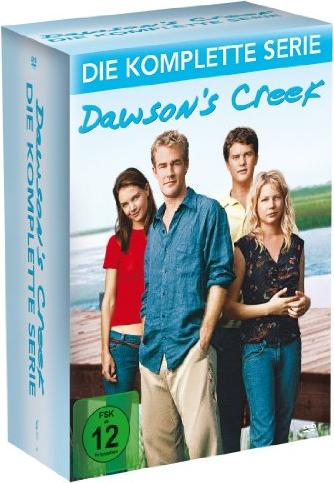 Dawson's Creek Box (Season 1-6) -- via Amazon Partnerprogramm