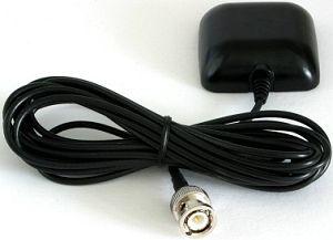 Garmin flat antenna with BNC-plug